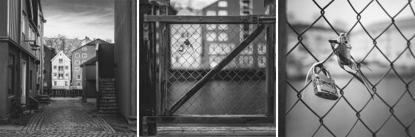 Nygata 2A hengelåser padlocks kjettinggjerde chain link fence 2012 kjærlighet jeg elsker deg I love you